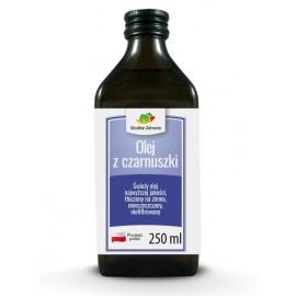Olej z czarnuszki zimnotłoczony 250ml