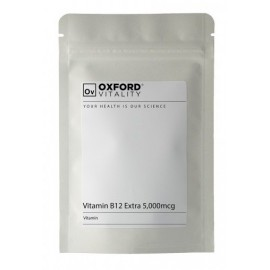 Witamina B12 5000mcg Oxford Vitality 120 tabletek